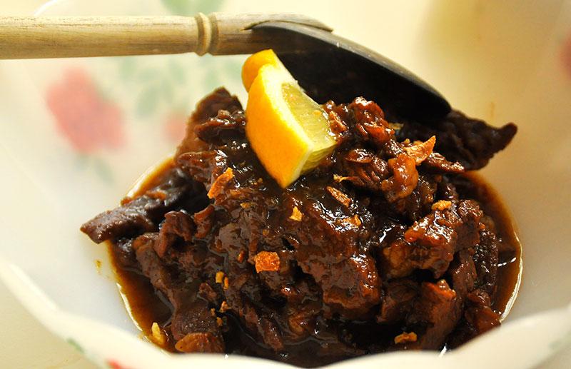 semur with beef - daging semur west java - beb vuyk