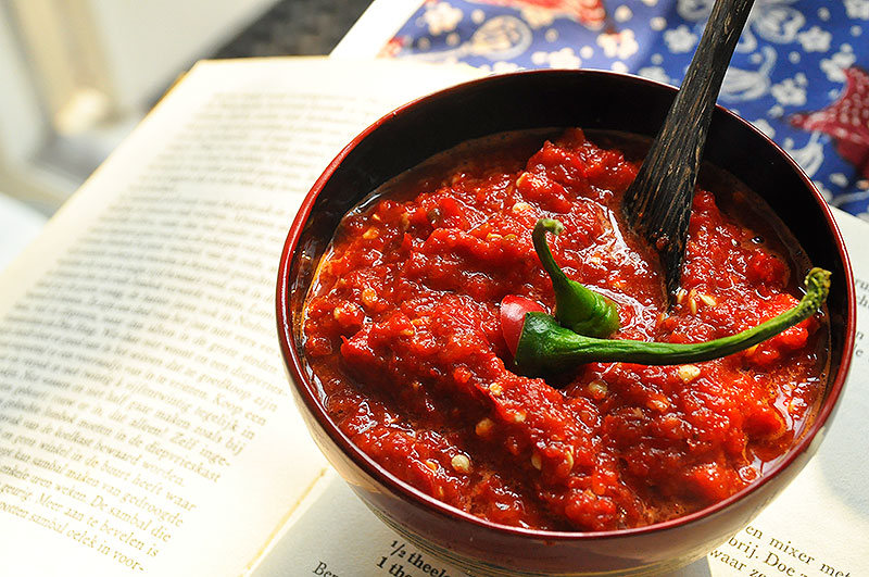 Image result for sambal