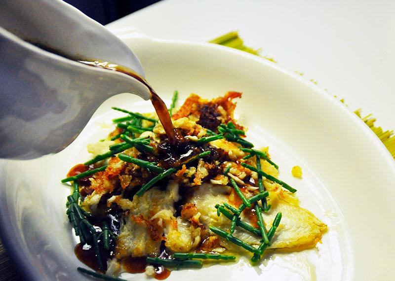 recept gebakken vis