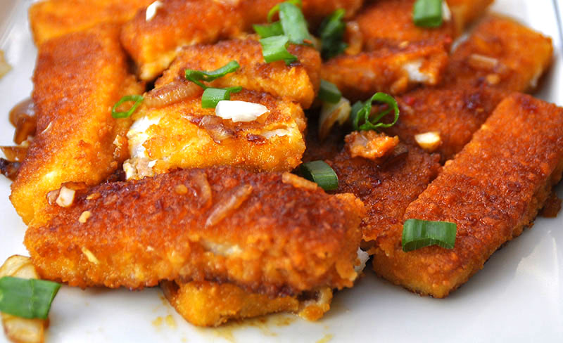 Fish fingers with soy sauce from beb vuyk 39 s cook book for Soy sauce fish