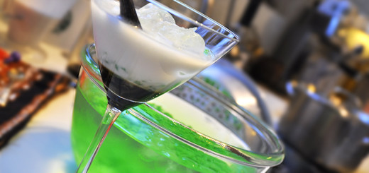 Authentic indonesian recipes easy healthy and delicious es cendol or dawet indonesian drink forumfinder Choice Image